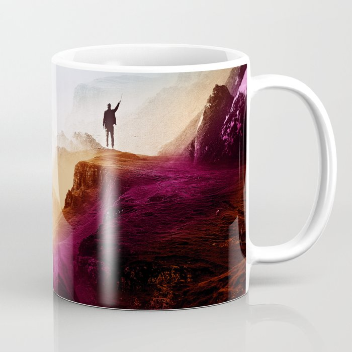 Learning from the past Coffee Mug