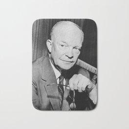 President Dwight Eisenhower Bath Mat