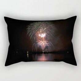 Fireworks make you wanna... (3) Rectangular Pillow