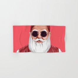 Hipstory -  Santa Claus Hand & Bath Towel