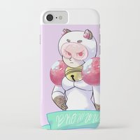 puppycat iPhone & iPod Cases featuring BKOWWW by JohannaTheMad