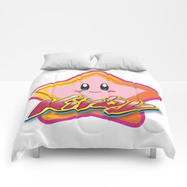 Kirby the Superstar (Icon) Comforters