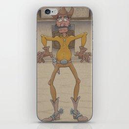 Gunslinger iPhone Skin