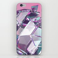 bucky iPhone & iPod Skins featuring Bucky II by manso