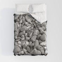 Wisdom of Rocks 1 Duvet Cover