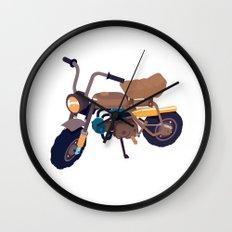 #1 honda z50 Wall Clock
