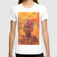 spice T-shirts featuring Spice Kid by The Art of Vancuf