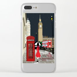 London Westminster Clear iPhone Case