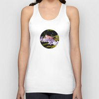 insect Tank Tops featuring Grasshopper Insect by Loaded Light Photography