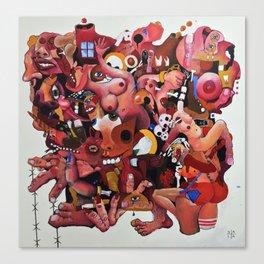 Nancy Canvas Print