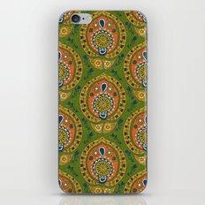 safa green iPhone & iPod Skin