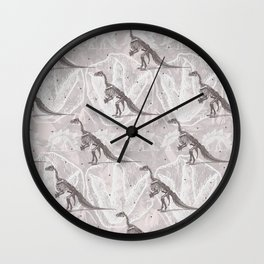 Dinosaure Wall Clock