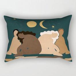 Sisters II Rectangular Pillow