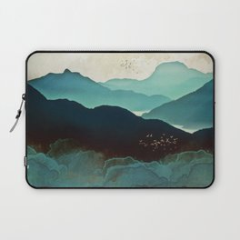 Indigo Mountains Laptop Sleeve