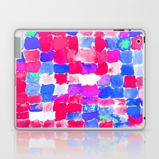 Painted Swatches: Freedom Laptop & iPad Skin