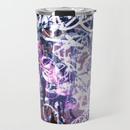 Bathroom Graffiti II Travel Mug