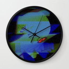 fantastic planet Wall Clock