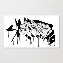 """""""AR3"""" Canvas Print"""
