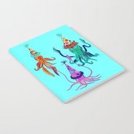 Party Squids Notebook