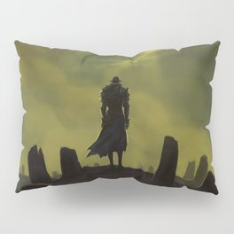 Dying alone Pillow Sham