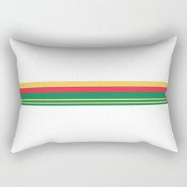 Retro #3 Rectangular Pillow