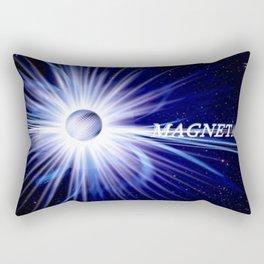 Magnetar. Rectangular Pillow