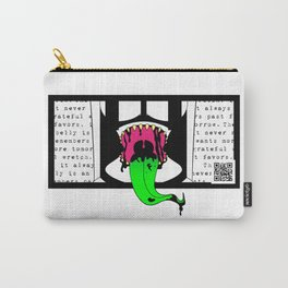 Hunger Pains Carry-All Pouch