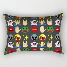 Goons Emojis Rectangular Pillow