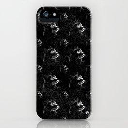 Cat Portrait iPhone Case