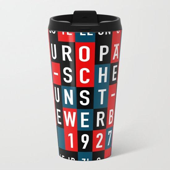 EUROPÄISCHES KUNSTGEWERBE 1927 Metal Travel Mug
