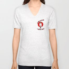 Certified Von Vulture Unisex V-Neck