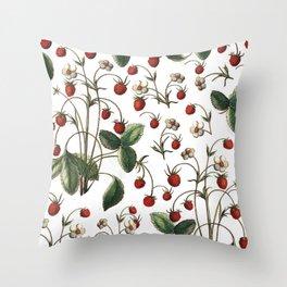 silvestre garden Throw Pillow