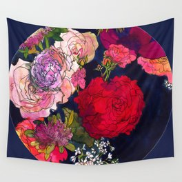 You Promised Me Roses Wall Tapestry