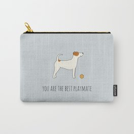 JACK RUSSEL TERRIER Carry-All Pouch