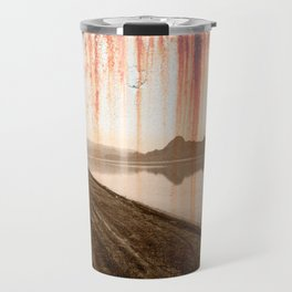 Rusted Salt Flats Roadster Travel Mug