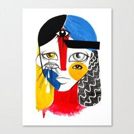 Multiplicidade 2 Canvas Print