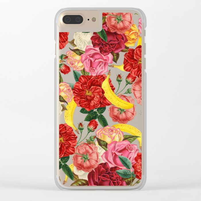 Tropical Forest #society6 #decor #buyart Clear iPhone Case