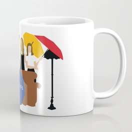 Friends Umbrella Coffee Mug