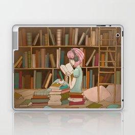 I Love Books Laptop & iPad Skin