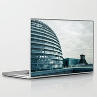 germany Laptop & iPad Skins featuring Germany 5 by Judith Ann Clancy