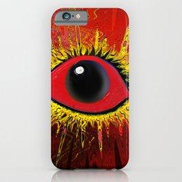 RojOjo iPhone Case