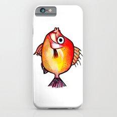 Pesce rosso Slim Case iPhone 6s