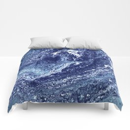 Heart of the Ocean Comforters