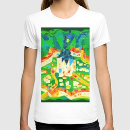 WORLD HERITAGE ART T-shirt