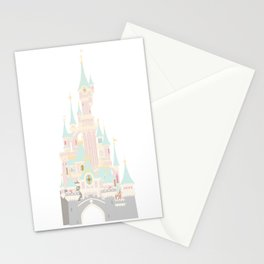 Castle 4 Stationery Cards
