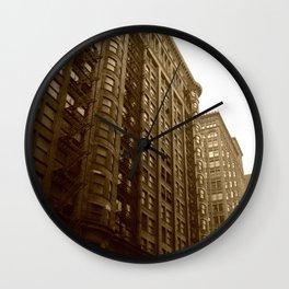 Permanence  Wall Clock