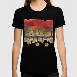 As Above So Below #3 T-shirt