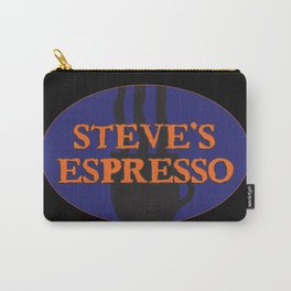 Steves Espresso Carry-All Pouch