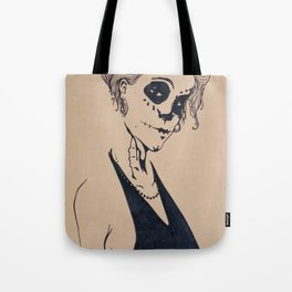 Don't mess with the dead Tote Bag