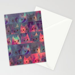 cats-305 Stationery Cards